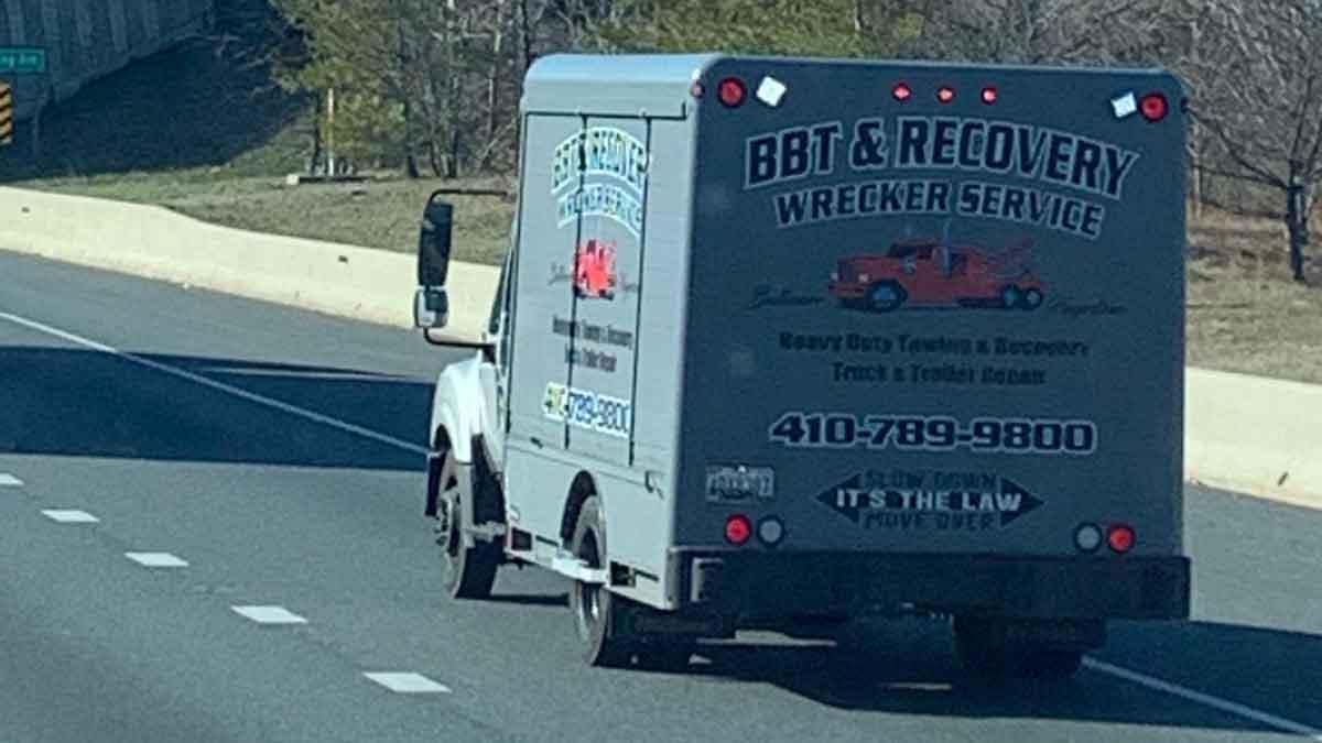 24hr Heavy Duty Roadside Baltimore, Washington DC Heavy